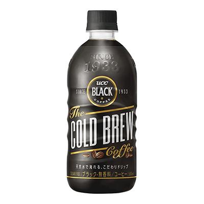 UCC ブラック コーヒー コールドブリュー 無糖