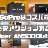 中華GoProレビュー
