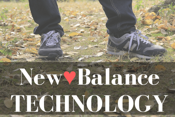 newbalance technology