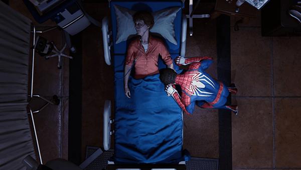スパイダーマン_オリジナルストーリー6