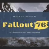 Fallout76のレビュー記事_アイキャッチ