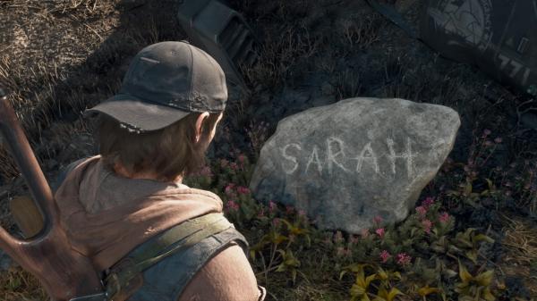 死んだ奥さんの墓石