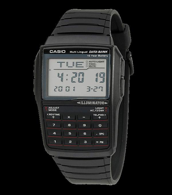 カシオ(CASIO) 腕時計 データバンク DBC32-1A