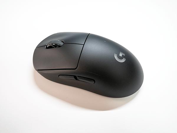 マウス外観