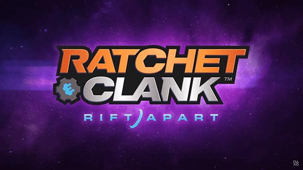 ラチェット&クランク RIFT APART