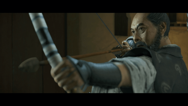 弓矢の名手「石川先生」