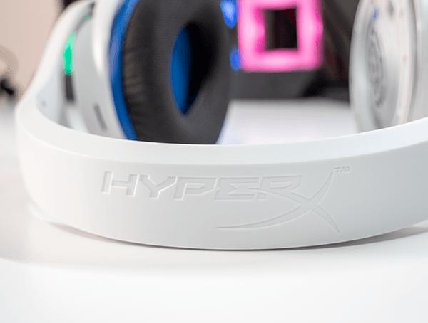 HyperXのロゴがカッコいい