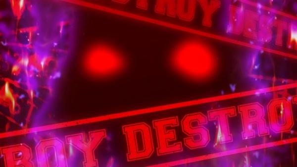 極悪仕様の「デストロイ号」