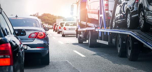 交通量調査は渋滞緩和に役立つ