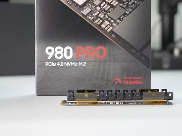 今回導入した「Samsung 980 PRO」